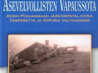 Asevelvollisten_Vapaussota_etukansi_Tuomas_Hoppu